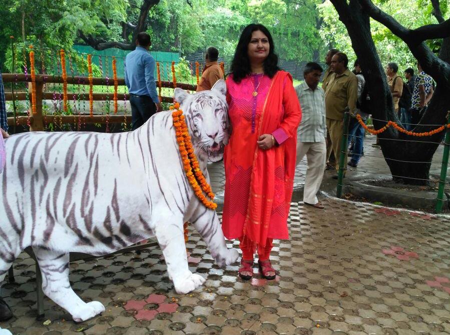रेनू सिंह, निदेशक, दिल्ली चिड़ियाघर