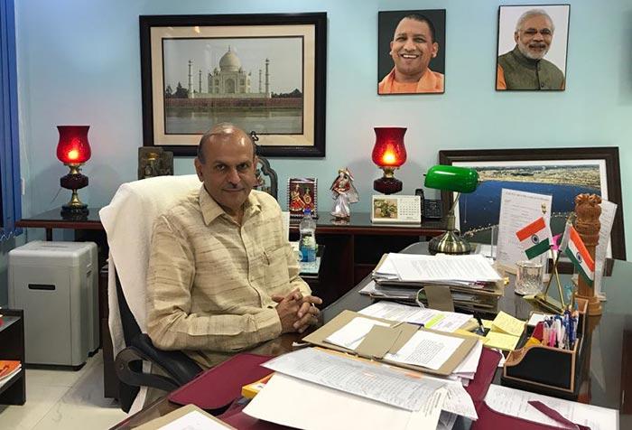 राजीव कुमार, मुख्य सचिव