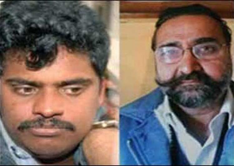 निठारी कांड के दोषी सुरेंद्र कोली और मोनिंदर सिंह