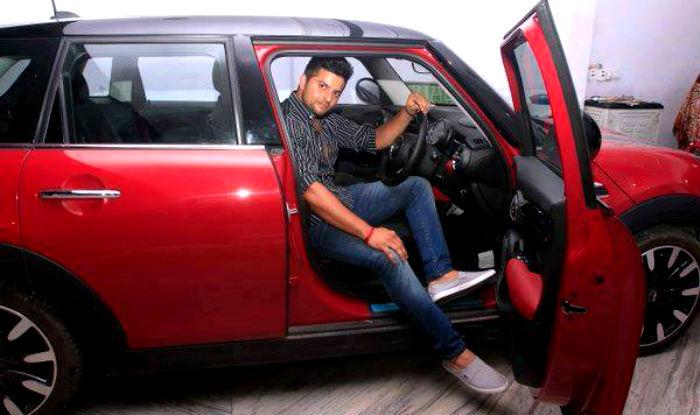 सुरेश रैना (फाइल फोटो)
