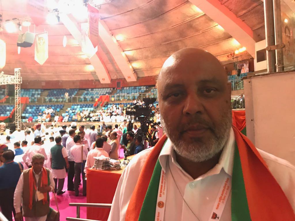 दिल्ली की बैठक में सिसवा विधायक