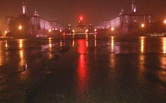 दिल्ली एनसीआर में बारिश