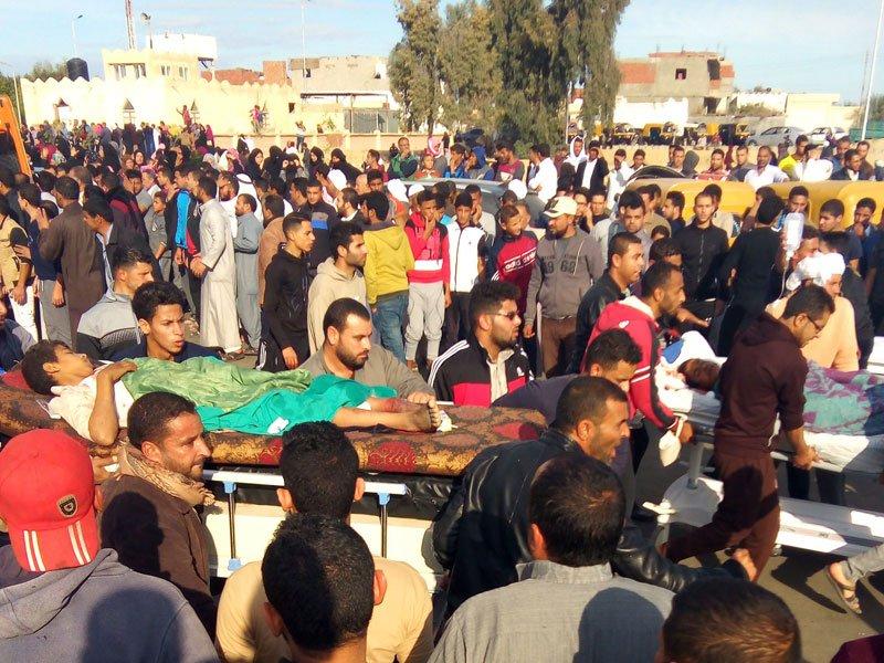 मिस्र में आतंकी हमले
