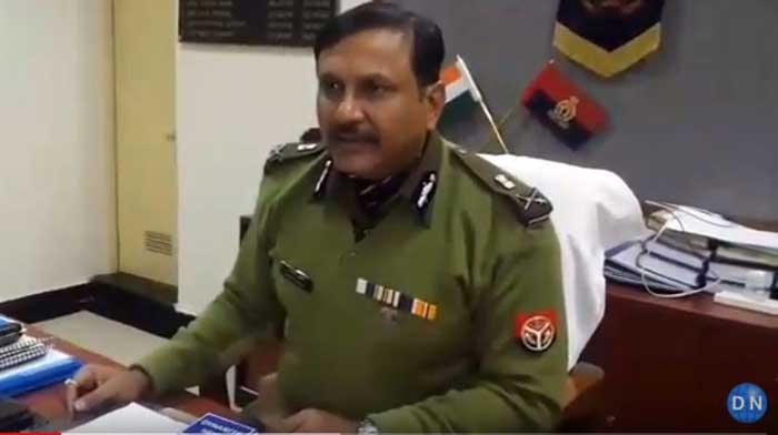 कार्यवाहक डीजीपी आनंद कुमार