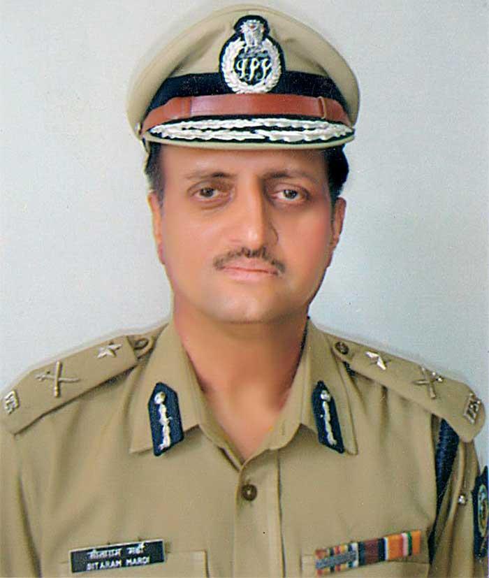 आईपीएस सीता राम मारडी