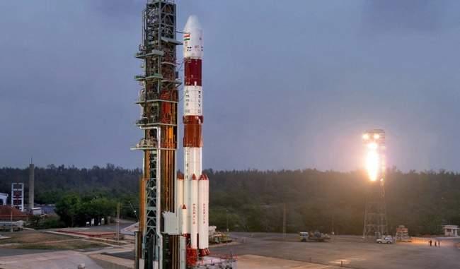 श्रीहरीकोटा से भारत का 100वां सेटेलाइट लॉन्च