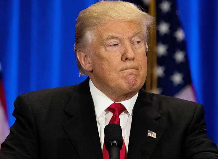 अमेरिका के राष्ट्रपति डोनाल्ड ट्रंप (फाइल फोटो)