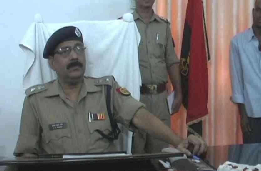 एसपी सुनील कुमार (फाइल फोटो)