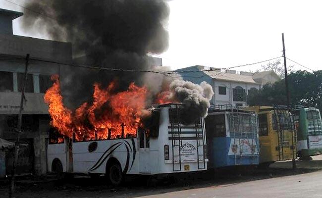 कासगंज हिंसा (फाइल फोटो)
