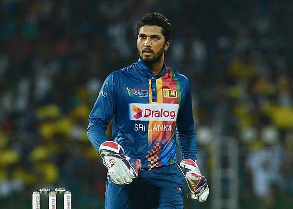 श्रीलंका कप्तान दिनेश चंडीमल (फाइल फोटो)