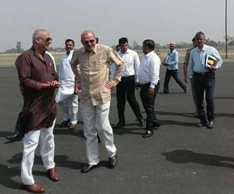 मुख्य सचिव राजीव कुमार, प्रमुख सचिव सूचना व अन्य