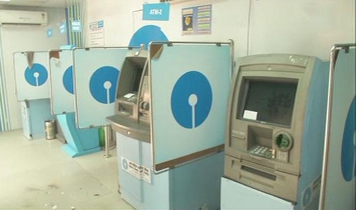 खाली पड़े ATM