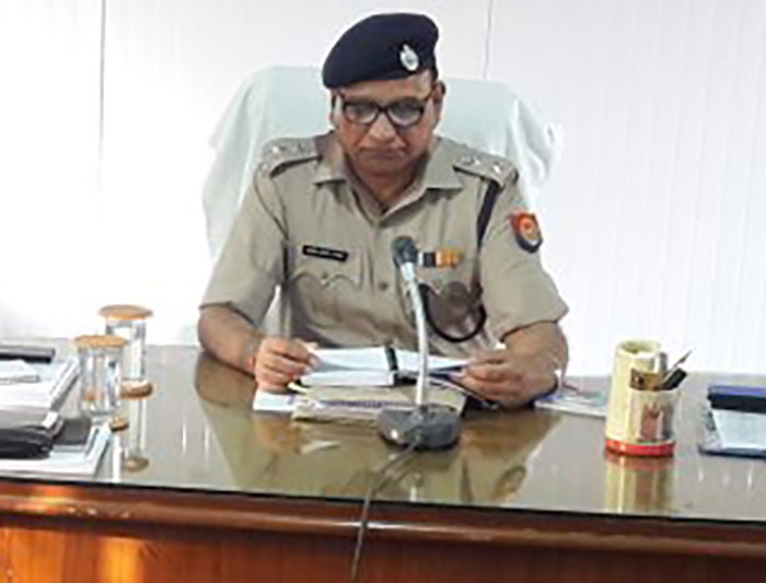 एसपी अशोक कुमार पान्डेय (फाइल फोटो)