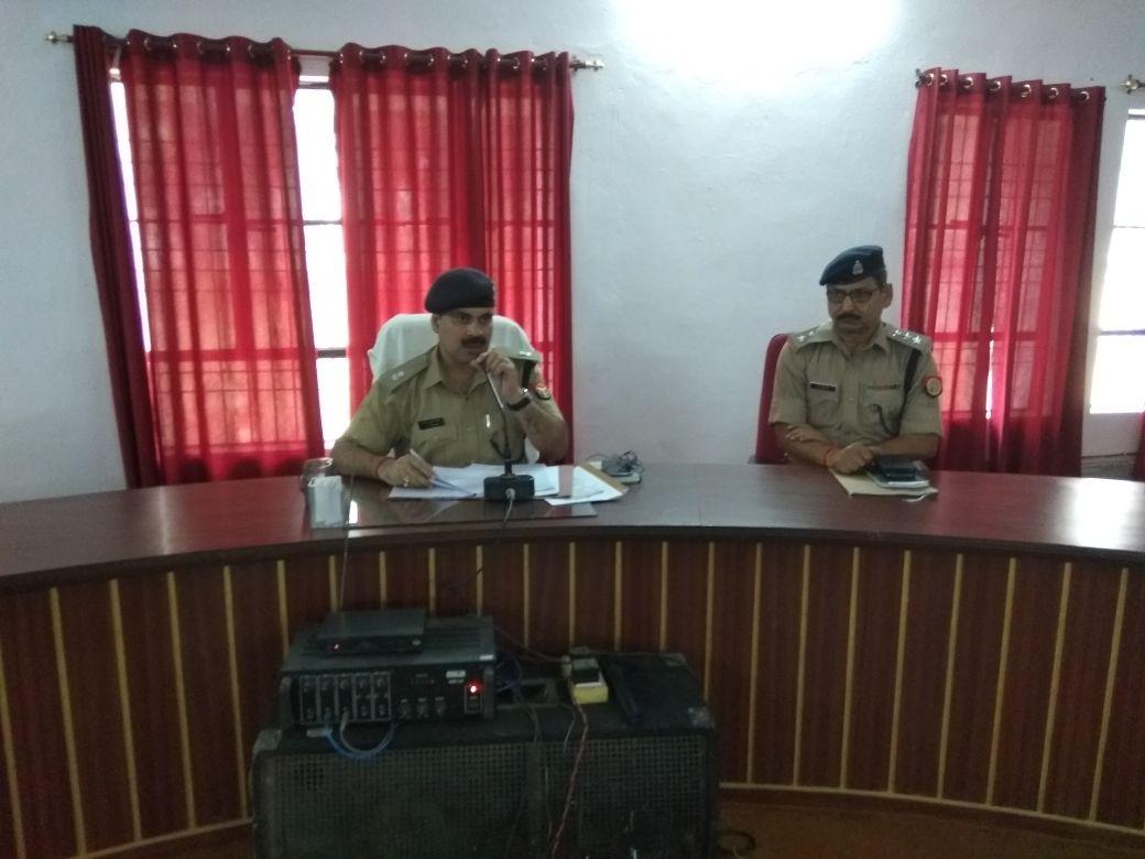 अपर पुलिस अधीक्षक शैलेंद्र कुमार सिंह