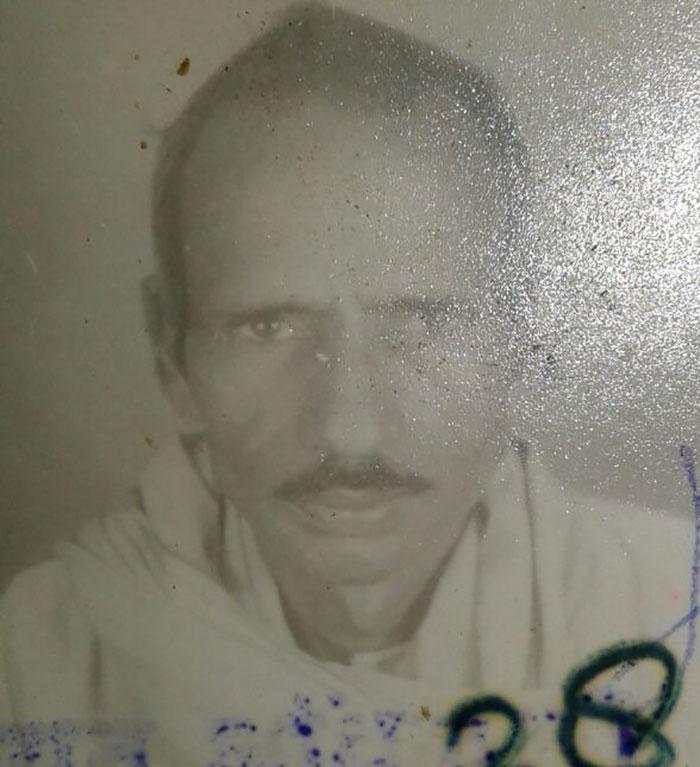 मृतक भोलेनाथ (फाइल फोटो)