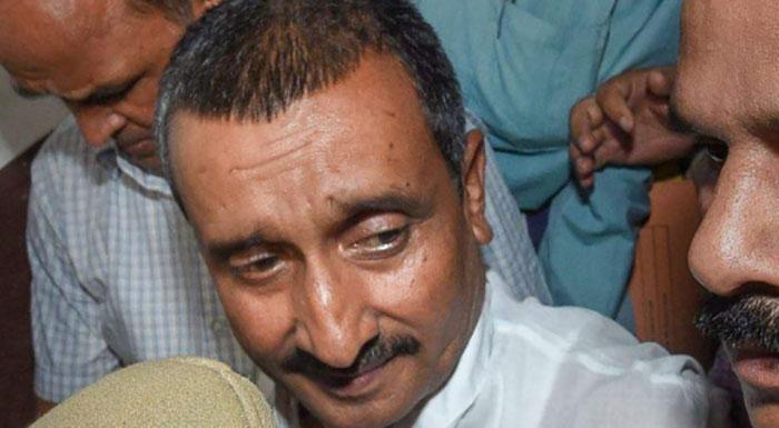 आरोपी विधायक कुलदीप सेंगर की बढ़ी मुश्किलें (फाइल फोटो)