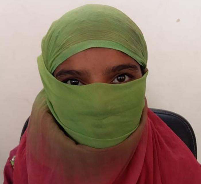 पीड़ित युवती (फाइल फोटो)