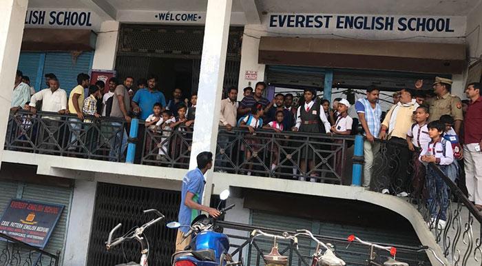 एवरेस्ट स्कूल (फाइल फोटो)