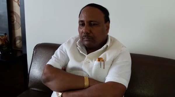 बसपा नेता अशोक सिंह