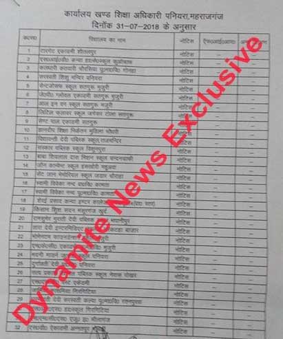 स्कूलों की सूची