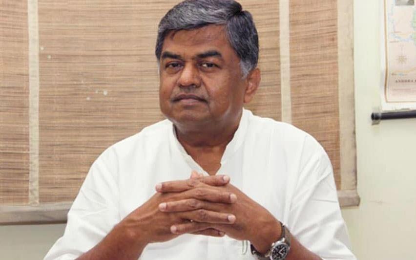 बीके हरिप्रसाद (फाइल फोटो)