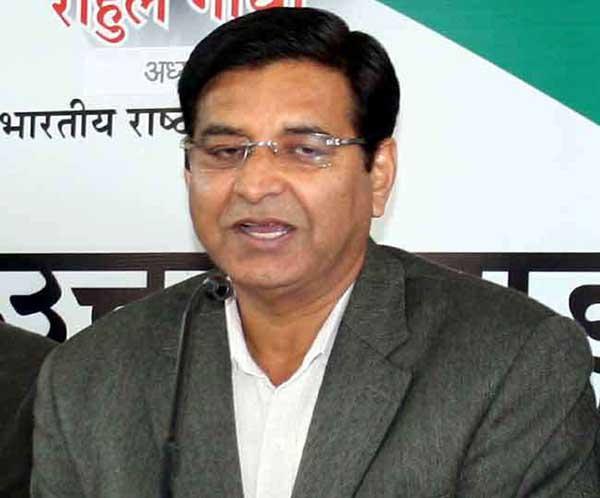 कांग्रेस प्रदेश अध्यक्ष प्रीतम सिंह (फाइल फोटो)