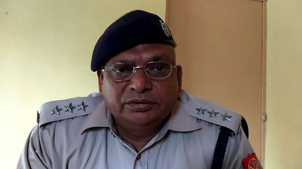 सीओ अजय भदोरिया