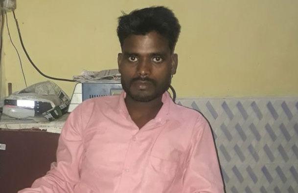 आरोपी अपहरणकर्ता अमरनाथ