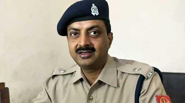एएसपी संजय सिंह