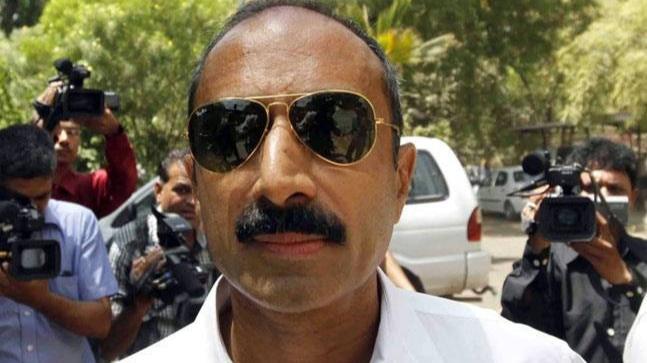 बर्खास्त आईपीएस अधिकारी संजीव भट्ट (फाइल फोटो)