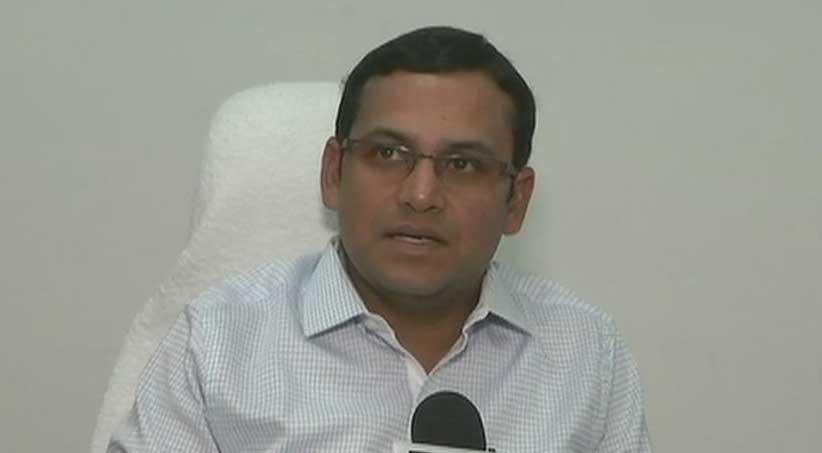 आईएएस संजय कुमार