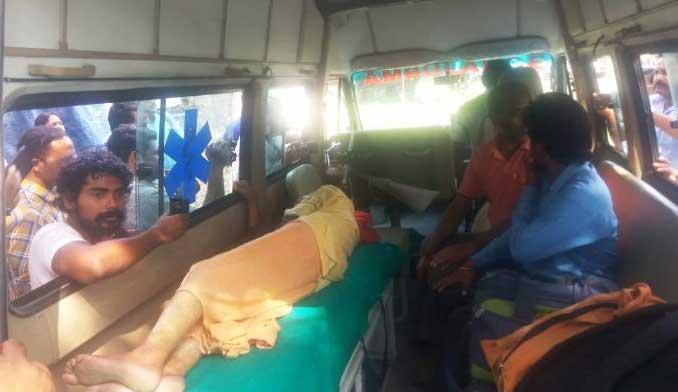 प्रो जीडी अग्रवाल ने दिल्ली आते वक्त रास्ते में तोड़ा दम