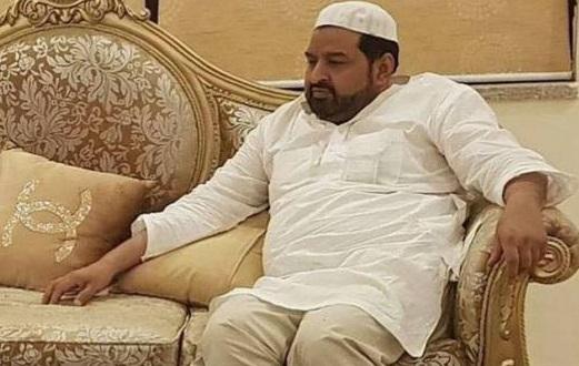 बसपा नेता हाजी अलीम (फाइल फोटो)