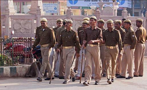 उत्तर प्रदेश पुलिस (फाइल फोटो)
