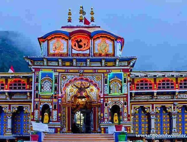 बद्रीनाथ मंदिर