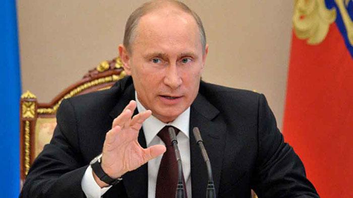 व्लादिमीर पुतिन (फाइल फोटो)