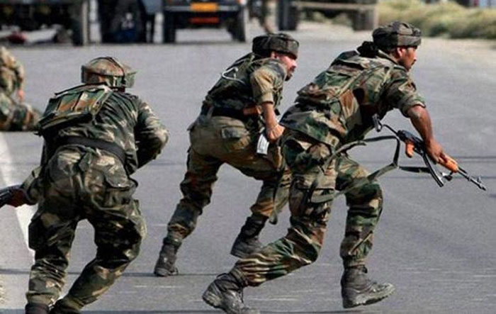 सीमा सुरक्षा बल (फाइल फोटो)