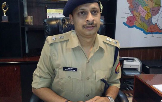 एसएसपी शलभ माथुर (फाइल फोटो)