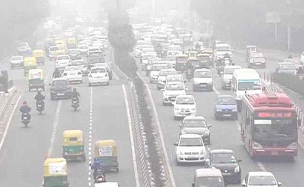 वायु प्रदूषण (फाइल फोटो)