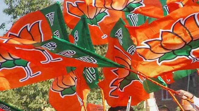 BJP ने 17 उम्मीदवारों को चुनावी मैदान में उतारा