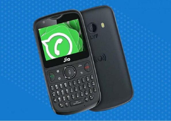Jio Phone 2 की बिक्री शुरू