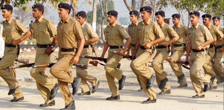 पुलिस में भर्ती का सुनहरा मौका