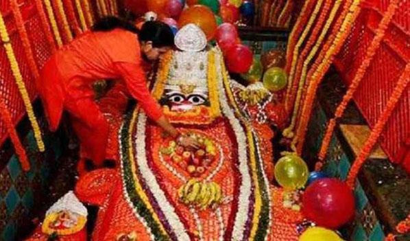 हनुमान जयंती पर मंदिरों में पूजा-अर्चना