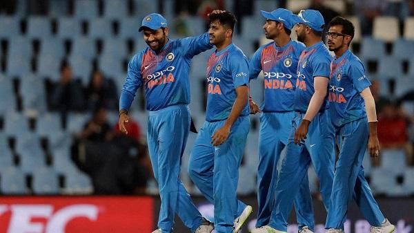 टीम इंडिया ने बनाया प्लान
