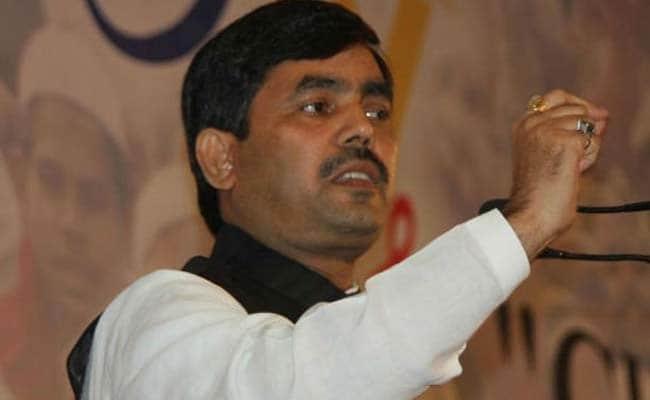 BJP के  राष्ट्रीय प्रवक्ता शाहनवाज हुसैन