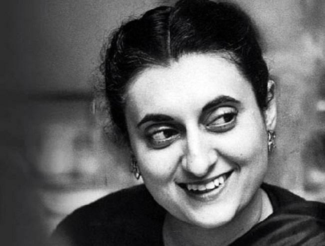 पूर्व PM इंदिरा गांधी की जयंती