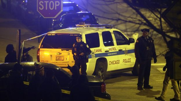 शिकागो स्थित अस्पताल में हमला