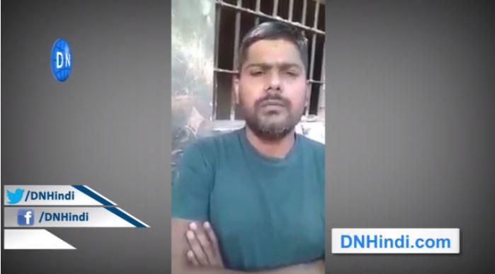 रायबरेली जेल में बंद माफिया शूटर का नया वीडियो आया सामने