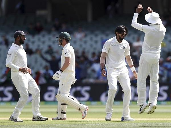 भारतीय टेस्ट टीम की ऑस्ट्रेलिया में दर्ज की शानदार जीत