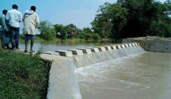 जल संरक्षण अभियान की गई शुरूआत